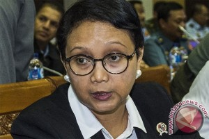Pesan Menlu Retno saat dialog dengan 200 TKI di Johor Bahru Malaysia