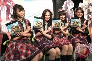 JKT48 berandai-andai jadi karakter komik (video)