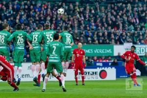 Muenchen raih kemenangan ketujuh beruntun, tundukkan Bremen 2-1