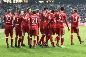 Bayern taklukkan Chelsea 3-2 di Singapura