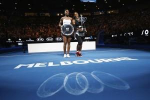 Serena Williams juarai Australia terbuka