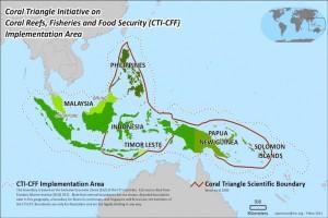 CTI-CFF koordinasi konservasi kelautan-perikanan berkelanjutan