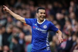 Chelsea ditahan Swansea 1-1 di babak pertama