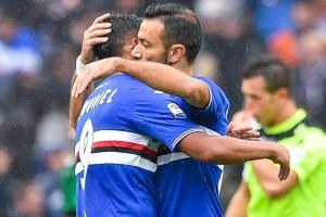 Sampdoria ganyang Crotone 5-0
