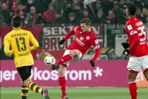 Dortmund ditahan imbang Mainz 1-1