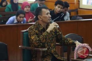 Sidang Mantan Gubernur Sumut