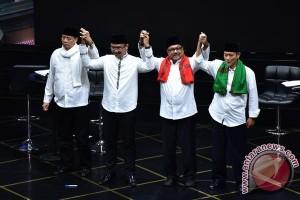 KPU Banten tetapkan Wahidin-Andika unggul tipis