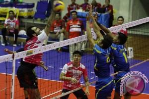 Jakarta Pertamina kalahkan PLN di akhir putaran pertama