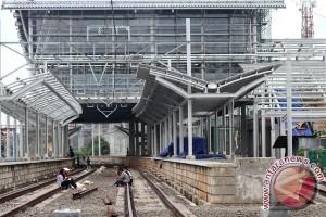 Pembangunan Stasiun Commuter Line Cikarang