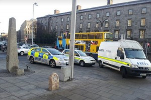 Polisi Irlandia sita senjata api gerombolan penjahat