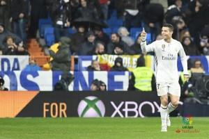Ronaldo temui bos Valencia di Singapura
