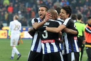 Milan dipecundangi Udinese 1-2