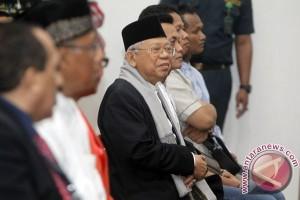 NU nilai penyembunyian identitas KH Ma'ruf Amin politis