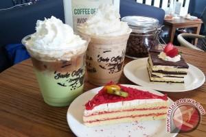 Jade Coffee, tempat ngopi baru di kawasan Kemayoran
