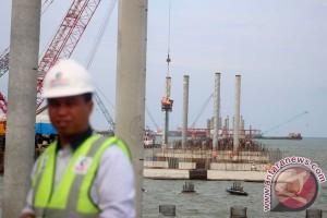 Pengembangan Pelabuhan Kuala Tanjung tahap II mulai Agustus
