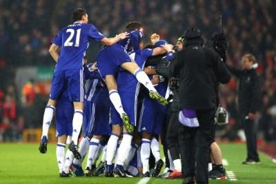 Pedro dan Costa bawa Chelsea unggul 11 poin di puncak klasemen