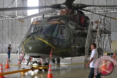 KPK pelajari kontrak pembelian helikopter AW-101 Merlin