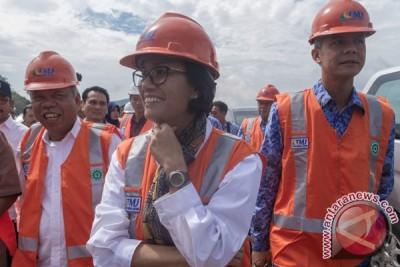 Menteri Basuki targetkan tol Jateng-Jatim sudah beroperasi 2018