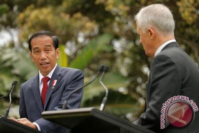Jokowi-Turnbull sepakat saling hormati integritas wilayah