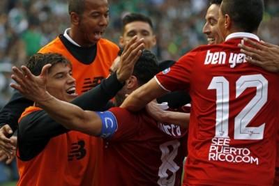 Sevilla kalahkan Betis 2-1 dalam laga derbi