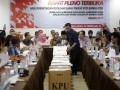 Rekapitulasi Suara Pilkada Aceh