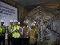 Presiden Tinjau Proyek MRT