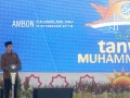 Presiden Buka Tanwir Muhammadiyah