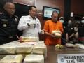 Pengungkapan Narkotika Jaringan Internasional