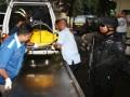 Jenazah Teroris Bandung Tiba Di RS Polri