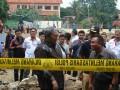 Kunjungan Lokasi Bekas Banjir