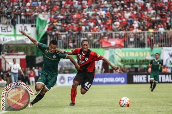 PSS Sleman, Persipura share 0-0 score in President Cup