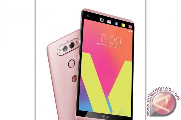 LG V20 Hadir Dengan Varian Lebih Feminin
