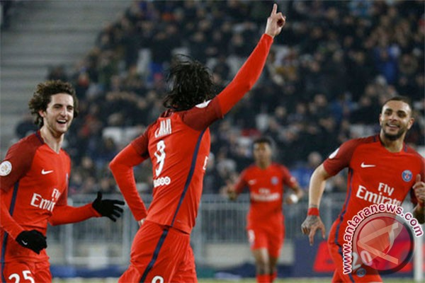 PSG Lumat Marseille 5 1 Pada Laga Le Classique