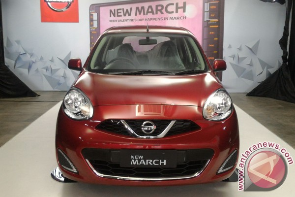 Nissan luncurkan New March 2017
