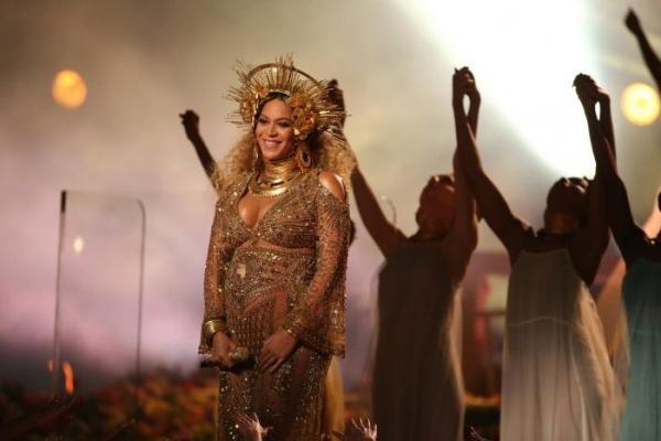 Beyonce Sampaikan Pidato Kemenangan Menginspirasi