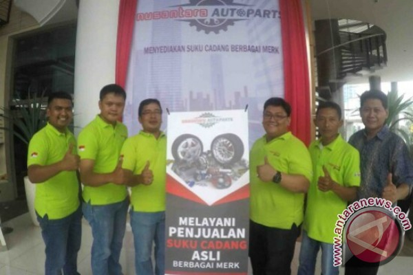 Nusantara Group resmikan Auto Parts Center di Bekasi