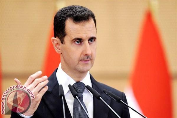 al-Assad: Rusia dapat mainkan peran untuk cegah serangan Israel