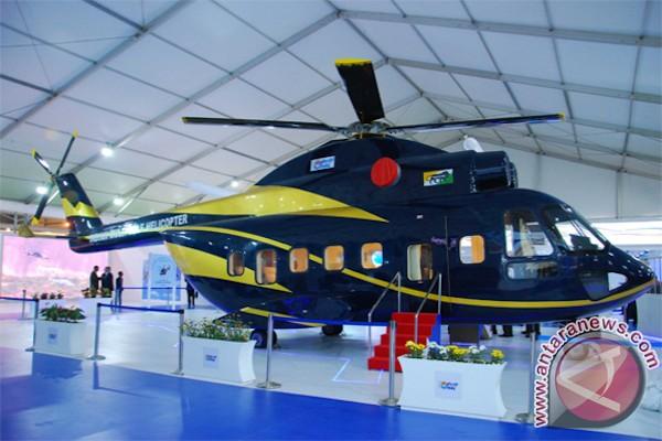 India ungkap helikopter multi peran perdananya