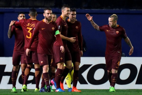 Inter Milan Dipermalukan AS Roma 1 3