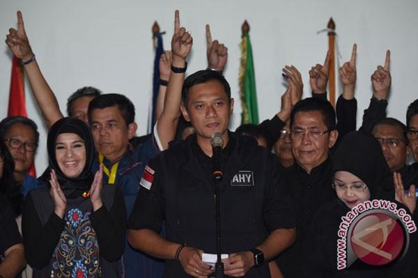 Pakar bahasa tubuh sebut Agus Yudhoyono tulus saat akui kekalahan