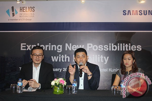 CTI Group Dan Samsung Layani Solusi Mobilitas