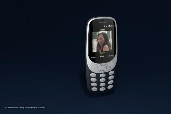 Nokia 3310 Mulai Dikirim