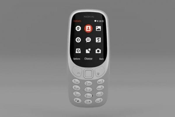 Nokia 3310 Hadir Lagi, Beda Sedikit Dari Versi Jadul