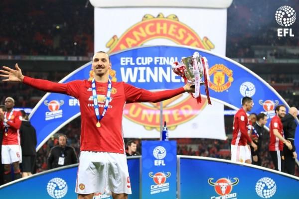 Mourinho Yakin Ibrahimovic Bertahan Satu Musim Lagi Di MU