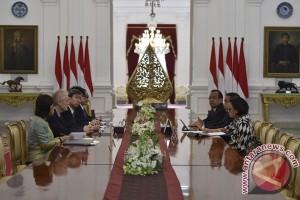 Presiden Jokowi terima Presiden ADB