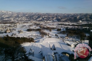 Hakuba, surga salju di Jepang