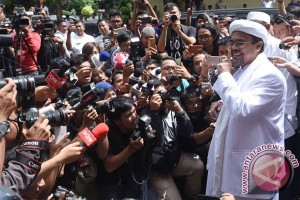 "Habib Rizieq sebut aksi ""212"" bukan anti NKRI"