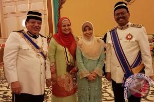 Tokoh Aceh terima gelar Datuk di Malaysia