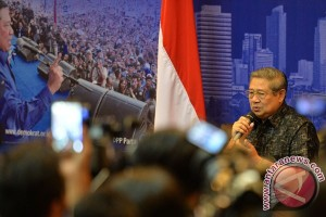 SBY dukung langkah pemerintah tertibkan penyimpangan medsos