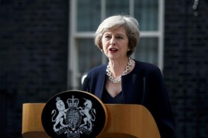 PM Inggris keluarkan reaksi pertama setelah serangan di London